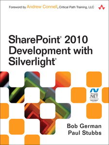 Ebook in inglese SharePoint 2010 Development with Silverlight German, Bob , Stubbs, Paul