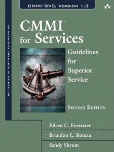 Ebook in inglese CMMI® for Services Buteau, Brandon , Forrester, Eileen , Shrum, Sandra