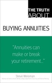 Truth About Buying Annuities