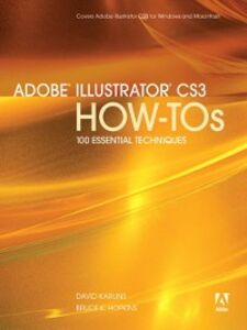 Ebook in inglese Adobe Illustrator CS3 How-Tos Hopkins, Bruce K. , Karlins, David