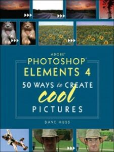 Ebook in inglese Adobe Photoshop Elements 4 Huss, Dave