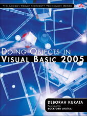 Doing Objects in Visual Basic 2005