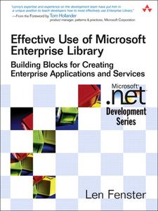 Ebook in inglese Effective Use of Microsoft Enterprise Library Fenster, Len