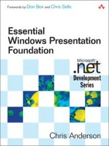 Ebook in inglese Essential Windows Presentation Foundation (WPF) Anderson, Chris