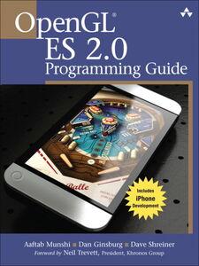 Foto Cover di OpenGL ES 2.0 Programming Guide, Ebook inglese di AA.VV edito da Pearson Education