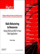 Rails Refactoring to Resources (Digital Short Cut)