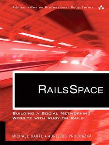 Ebook in inglese RailsSpace Hartl, Michael , Prochazka, Aurelius