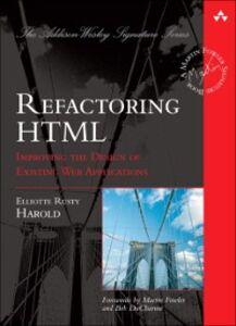 Ebook in inglese Refactoring HTML Harold, Elliotte Rusty