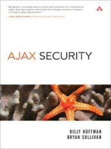 Foto Cover di Ajax Security, Ebook inglese di Billy Hoffman,Bryan Sullivan, edito da Pearson Education