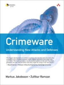 Ebook in inglese Crimeware Jakobsson, Markus , Ramzan, Zulfikar