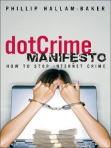Ebook in inglese The dotCrime Manifesto Hallam-Baker, Phillip