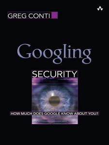 Ebook in inglese Googling Security Conti, Greg