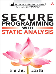 Ebook in inglese Secure Programming with Static Analysis Chess, Brian , West, Jacob