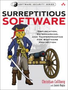 Foto Cover di Surreptitious Software, Ebook inglese di Christian Collberg,Jasvir Nagra, edito da Pearson Education