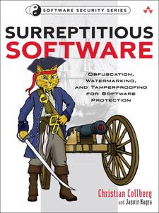 Ebook in inglese Surreptitious Software Collberg, Christian , Nagra, Jasvir