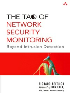 Ebook in inglese The Tao of Network Security Monitoring Bejtlich, Richard