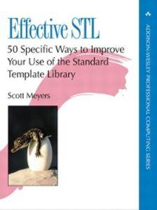 Ebook in inglese Effective STL Meyers, Scott
