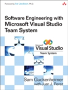Ebook in inglese Software Engineering with Microsoft Visual Studio Team System Guckenheimer, Sam , Perez, Juan J.