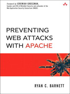 Ebook in inglese Preventing Web Attacks with Apache Barnett, Ryan C.