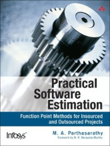 Ebook in inglese Practical Software Estimation Parthasarathy, M. A.