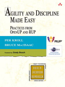 Foto Cover di Agility and Discipline Made Easy, Ebook inglese di Per Kroll,Bruce MacIsaac, edito da Pearson Education