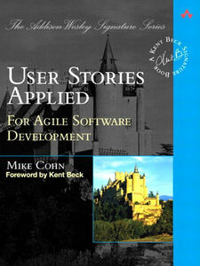 Ebook in inglese User Stories Applied Cohn, Mike
