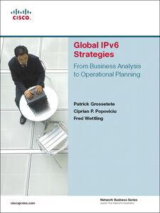 Foto Cover di Global IPv6 Strategies, Ebook inglese di AA.VV edito da Pearson Education