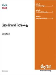 Foto Cover di Cisco Firewall Technologies (Digital Short Cut), Ebook inglese di Andrew Mason, edito da Pearson Education