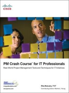 Ebook in inglese PM Crash Course for IT Professionals Mulcahy, Rita