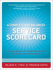 A Complete and Balanced Service Scorecard