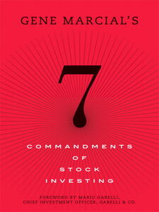 Foto Cover di Gene Marcial's 7 Commandments of Stock Investing, Ebook inglese di Gene G. Marcial, edito da Pearson Education