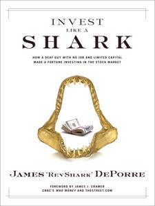 """Foto Cover di Invest Like a Shark, Ebook inglese di James """"RevShark"""" DePorre, edito da Pearson Education"""