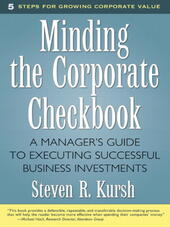 Minding the Corporate Checkbook