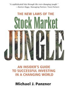 Ebook in inglese The New Laws of the Stock Market Jungle Panzner, Michael J.