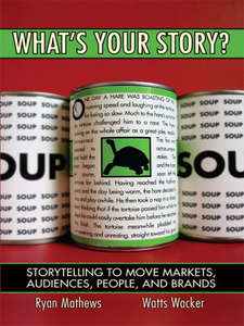 Ebook in inglese What's Your Story? Mathews, Ryan D. , Wacker, Watts