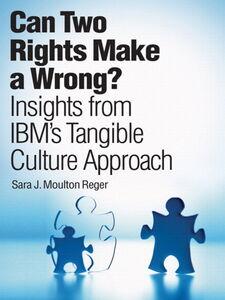 Foto Cover di Can Two Rights Make a Wrong?, Ebook inglese di Sara J. Moulton Reger, edito da Pearson Education