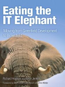 Ebook in inglese Eating the IT Elephant Hopkins, Richard , Jenkins, Kevin