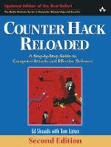 Foto Cover di Counter Hack Reloaded, Ebook inglese di Tom Liston,Edward Skoudis, edito da Pearson Education