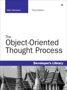 Ebook in inglese The Object-Oriented Thought Process Weisfeld, Matt