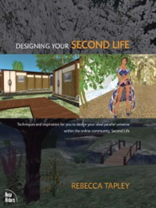 Ebook in inglese Designing Your Second Life Tapley, Rebecca