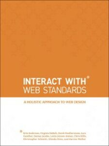 Ebook in inglese InterACT with Web Standards Walter, Aarron