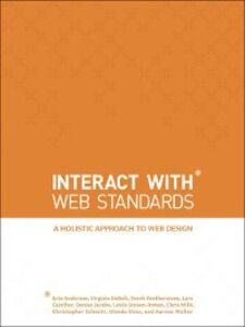 Foto Cover di InterACT with Web Standards, Ebook inglese di AA.VV edito da Pearson Education