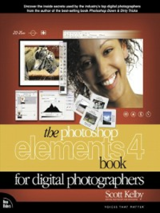 Ebook in inglese The Photoshop Elements 4 Book for Digital Photographers Kelby, Scott