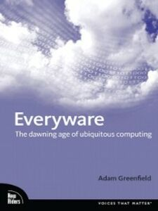 Ebook in inglese Everyware Greenfield, Adam