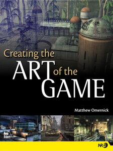 Ebook in inglese Creating the Art of the Game Omernick, Matthew