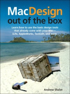 Ebook in inglese Mac Design Out of the Box Shalat, Andrew
