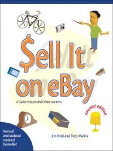 Foto Cover di Sell it on eBay, Ebook inglese di Jim Heid,Toby Malina, edito da Pearson Education