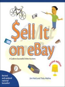 Ebook in inglese Sell it on eBay Heid, Jim , Malina, Toby