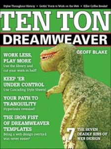 Ebook in inglese Ten Ton Dreamweaver Blake, Geoff