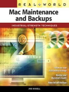 Ebook in inglese Real World Mac Maintenance and Backups Kissell, Joe